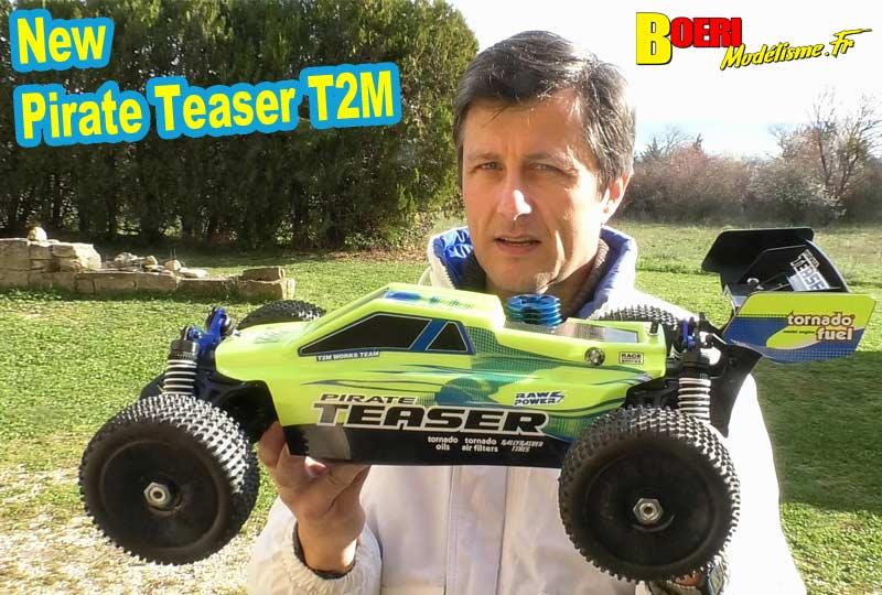 T2M Modelisme Voiture T2M Pirate Teaser