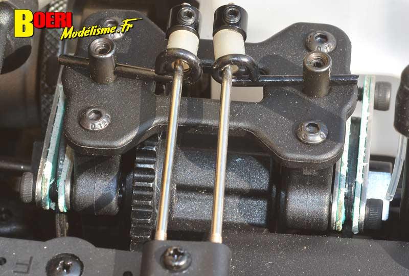 test pirate 8.6 t2m tt 1/8 thermique référence t4794 dispo en orange ou en bleu sur piste pegase rc racing apt par boerimodelisme