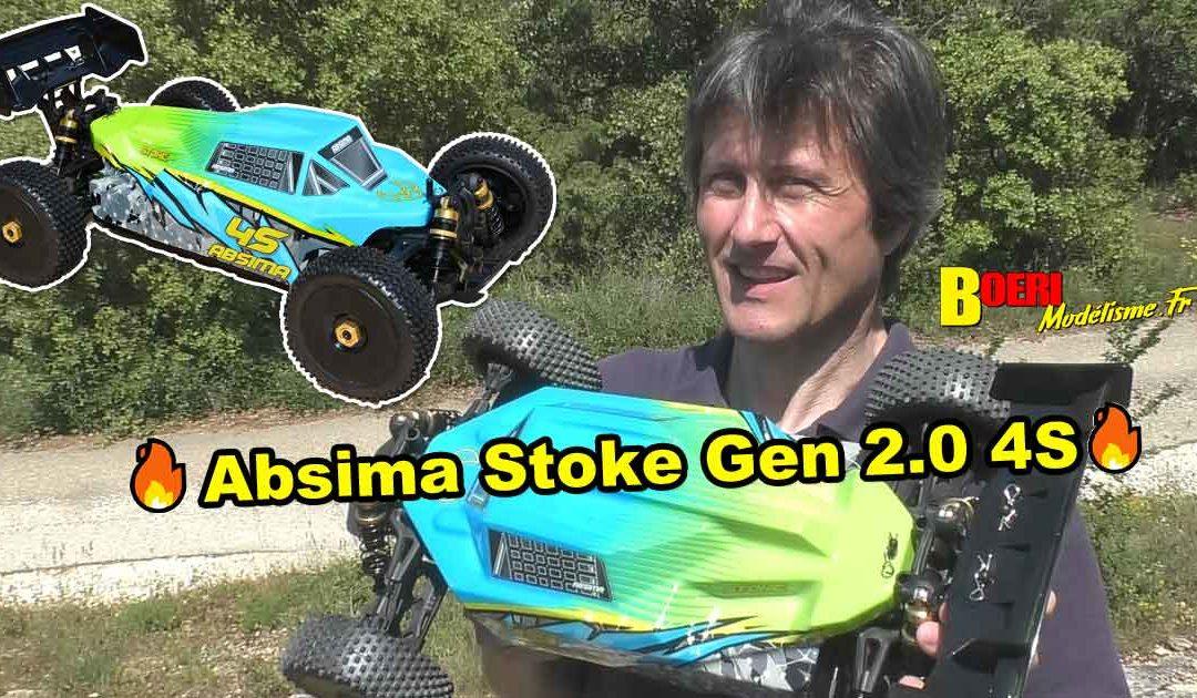 Buggy Absima Stoke Gen 2.0 4S