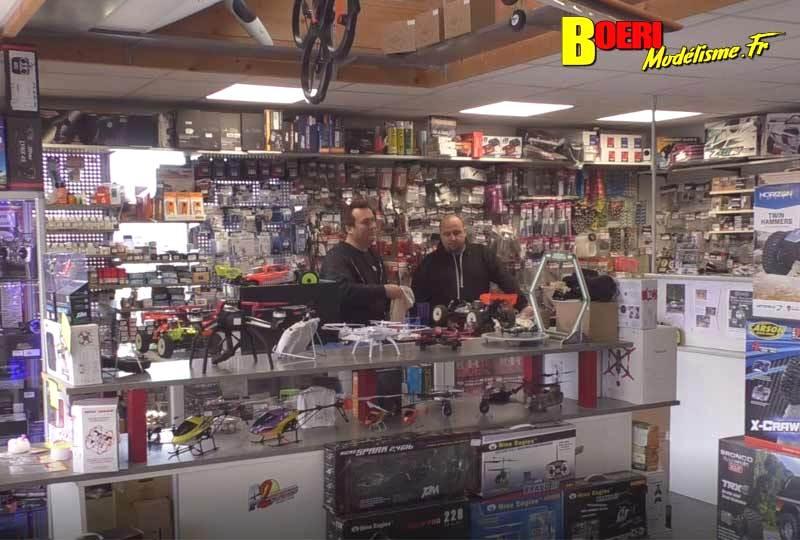 magasin a2tech modélisme à saint clément géré par nicolas faitout voitures radiocommandées