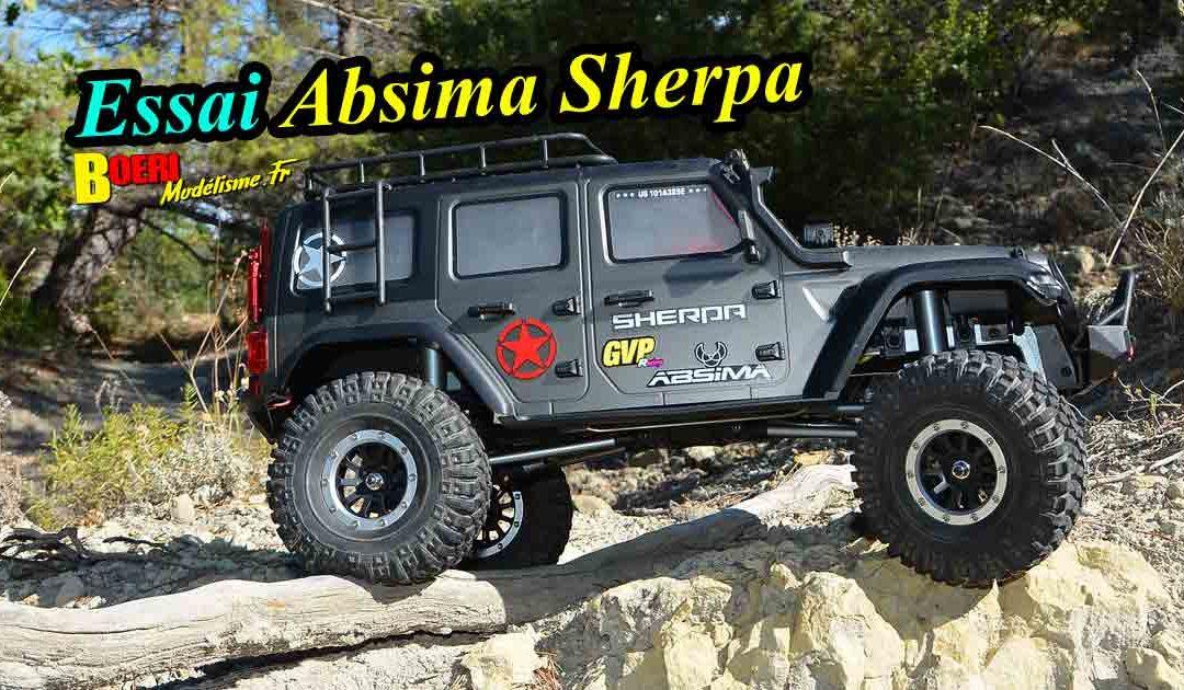 Absima Crawler Sherpa