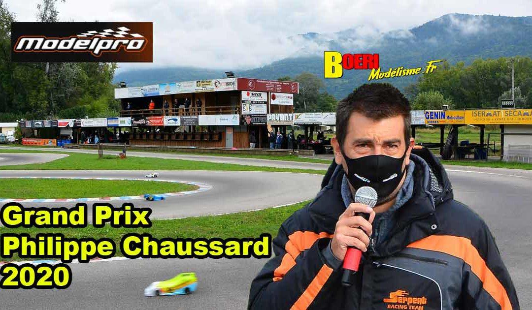 Grand Prix Philippe Chaussard Grenoble RACG 2020