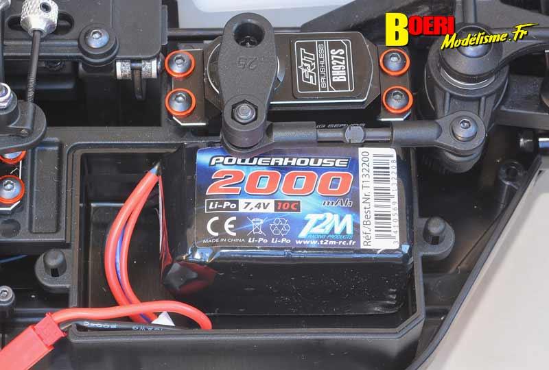 modelisme t2m pirate rs3 tt 1/8 thermique t4960 buggy de modélisme rc nitro kit compétition