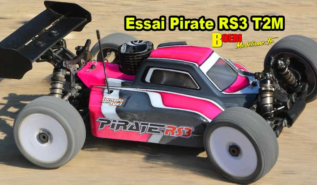 T2M Pirate RS3 Nitro Kit Buggy T4960