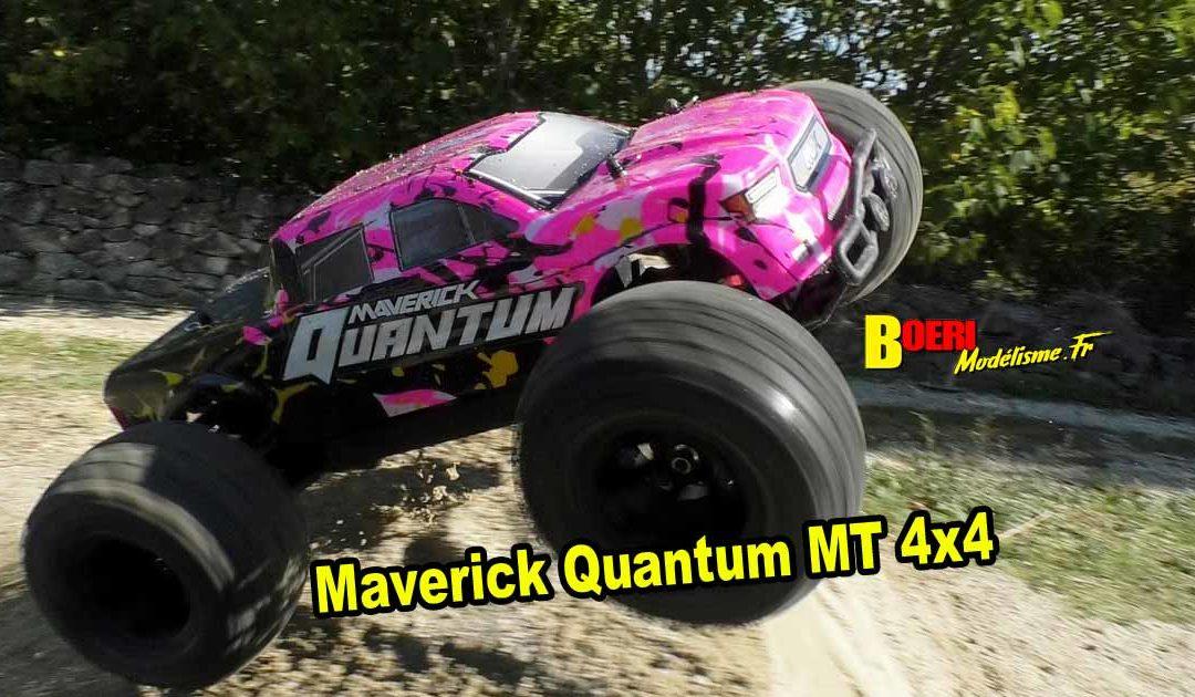 [Video] Maverick Quantum MT 4×4