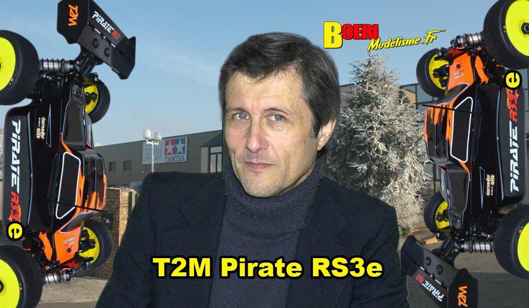[Video] 15 raisons d'acheter le Pirate RS3e T2M Buggy