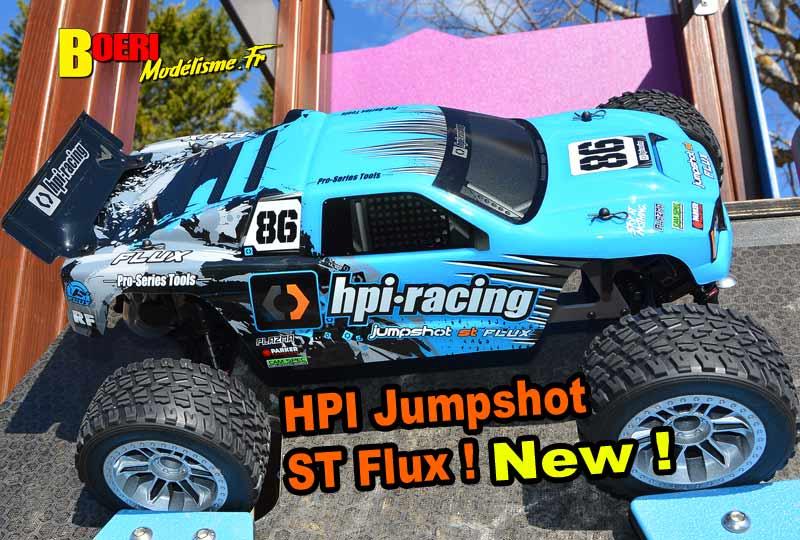 HPI Jumpshot ST Flux 160032