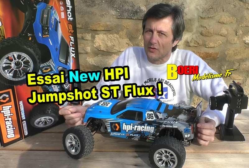 [Video] HPI Jumpshot ST Flux 160032