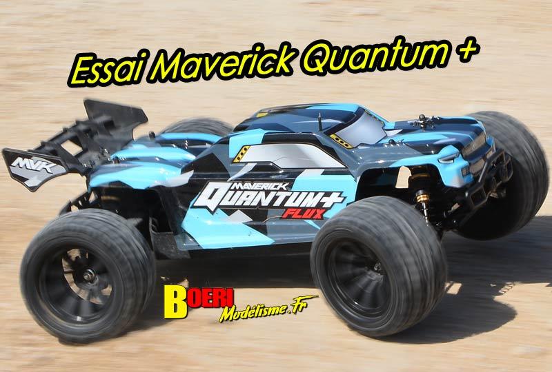 Maverick Quantum+ XT Flux