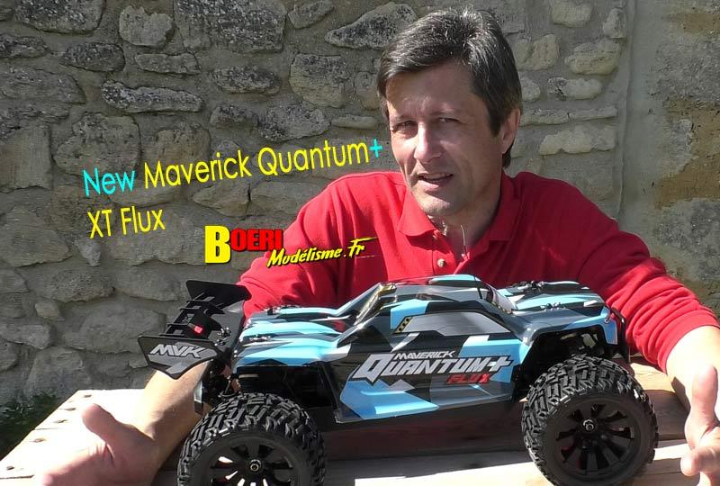 [Video] Maverick Quantum+ XT Flux