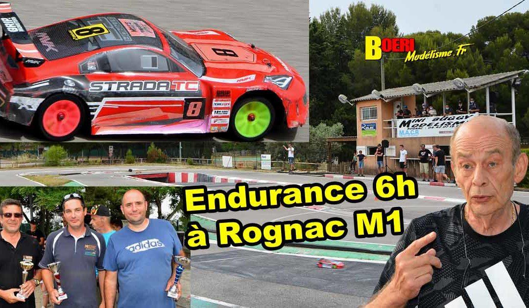 Endurance Mini Racing Tour de Provence Rognac MACR M1