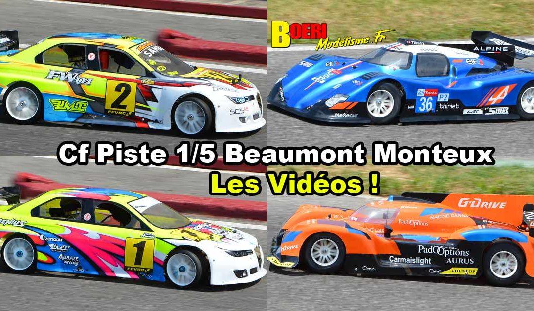[Video] 1ere CF Piste 1/5 Beaumont Monteux BMVRC