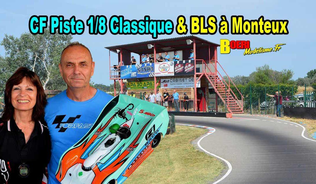 2eme CF Piste 1/8 Classique et Brushless Monteux MVRC