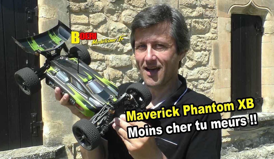 [Video] Maverick Phantom XB RTR