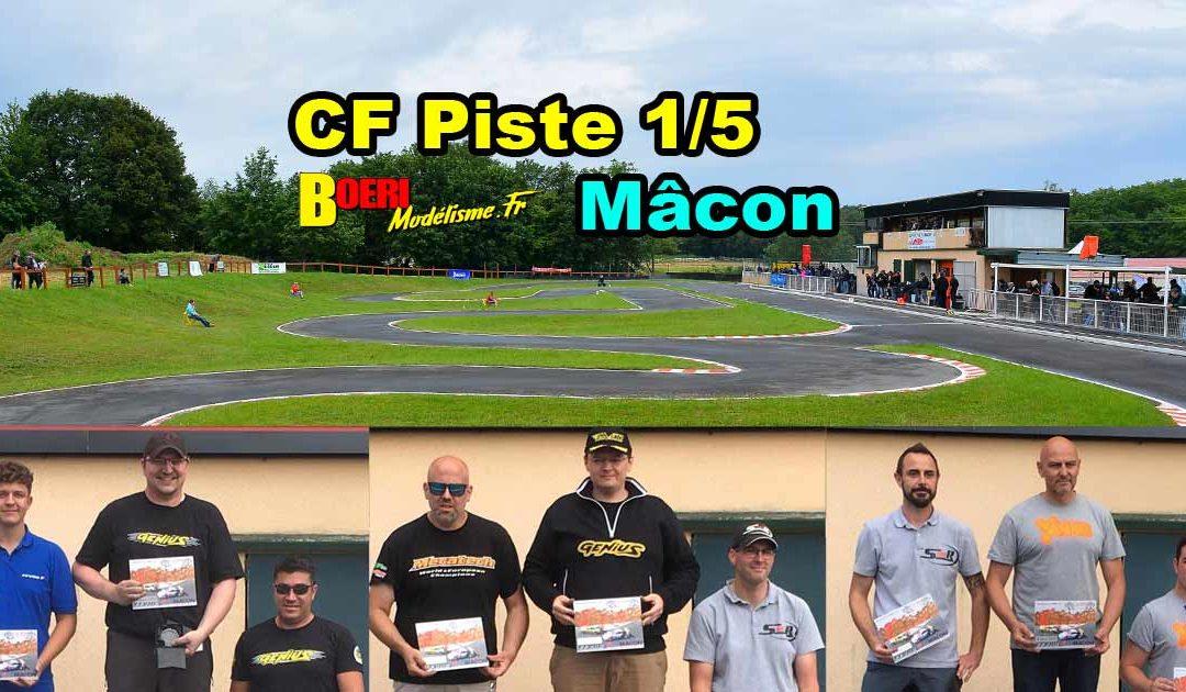 3eme CF Piste 1/5 Macon CAMM