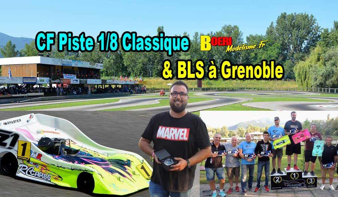 4eme CF Piste 1/8 Classique et Brushless Grenoble RACG