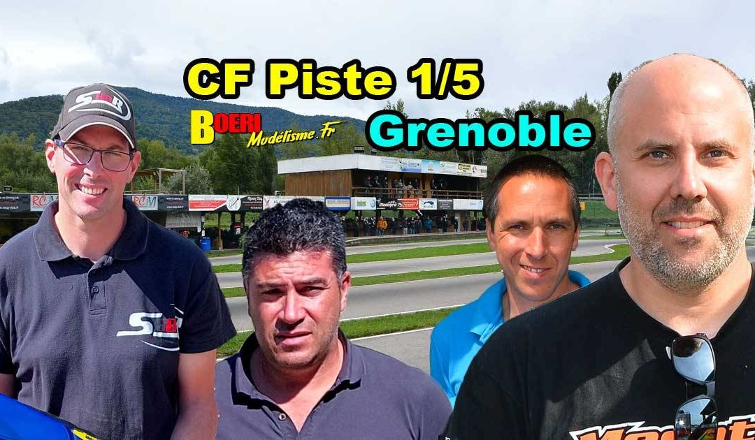 5eme CF Piste 1/5 Grenoble RACG