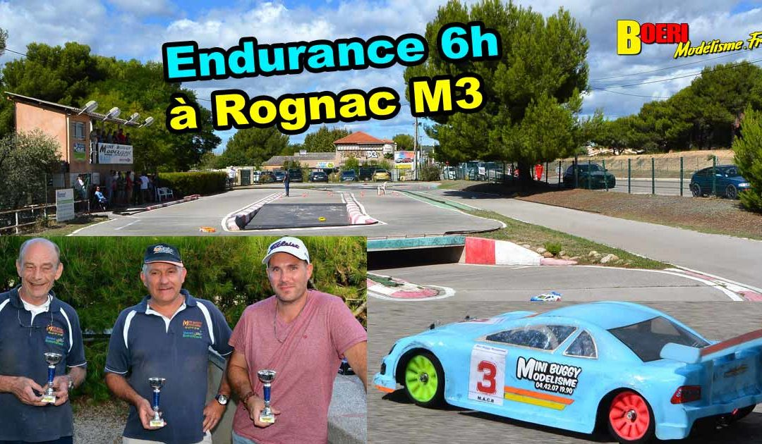 Endurance Mini Racing Tour de Provence Rognac MACR M3