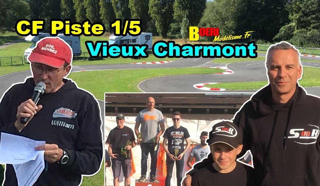 6eme CF Piste 1/5 Vieux Charmont AMCC