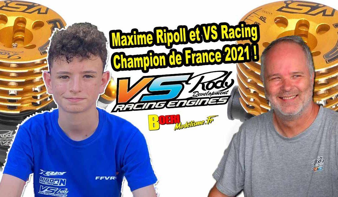 VS Racing Champion de France 2021