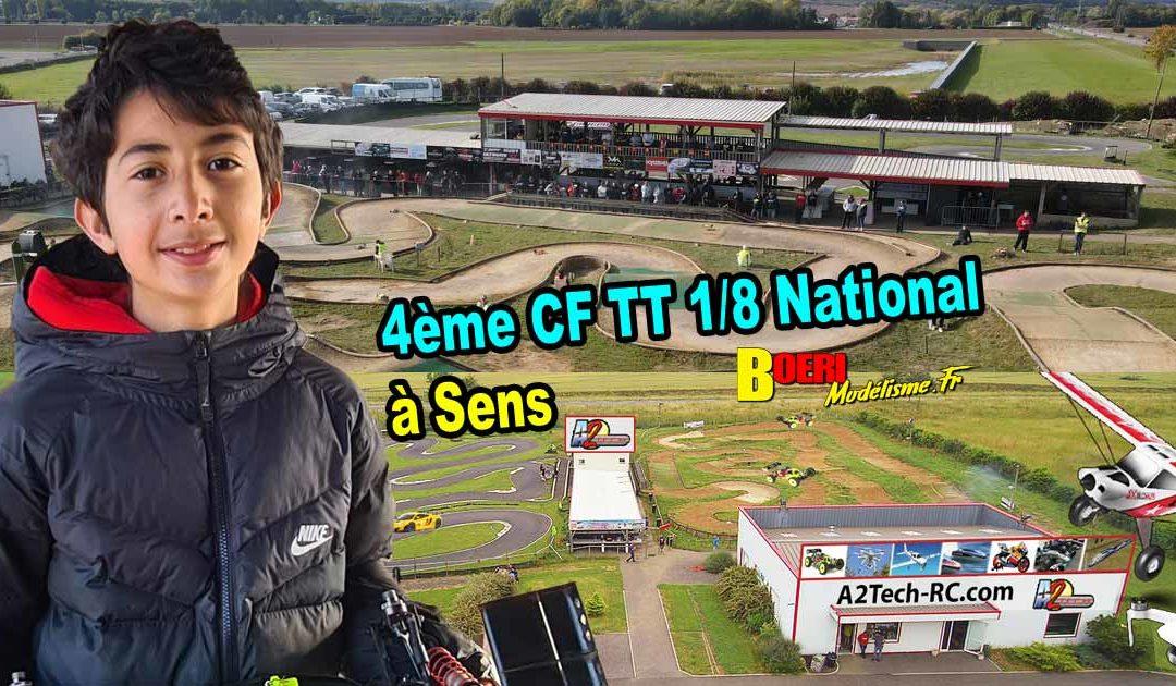 4eme CF TT 1/8 National Sens A2Tech