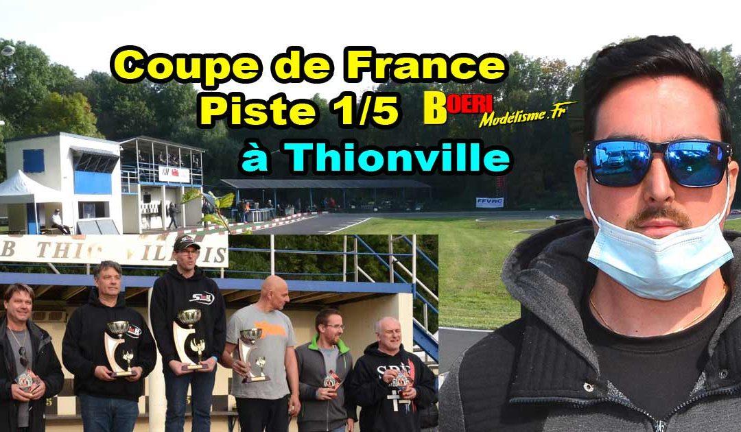 Coupe de France Piste 1/5 Thionville MCT